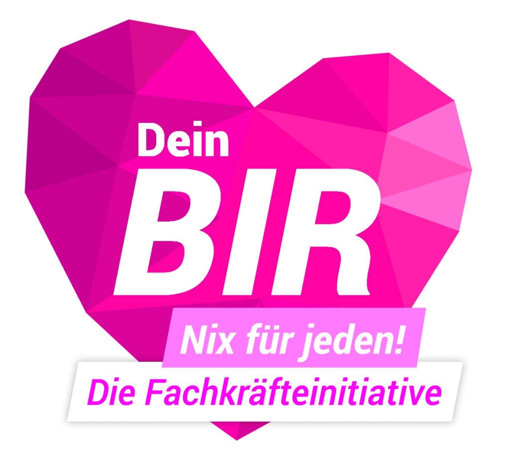 regionalentwicklung deinBIR logo